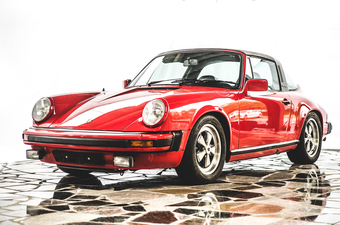 porsche 911 sc targa 1982 collectorsportscars. Black Bedroom Furniture Sets. Home Design Ideas